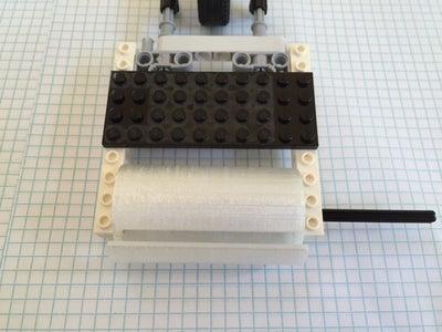Assembling the Basic Model Con't: