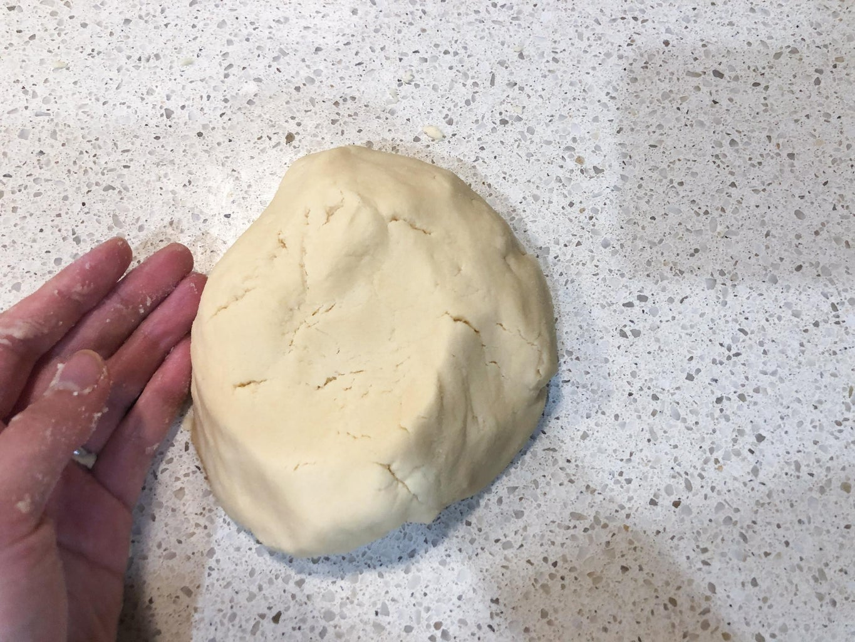 Making Oil Dough