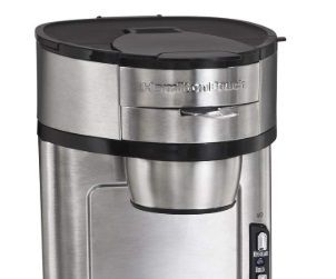 Smart-home Enabled Single-cup Coffee Maker