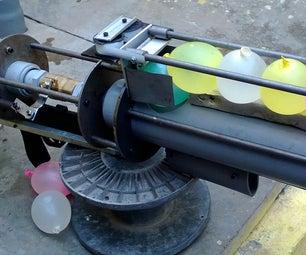 Water Balloon Cannon DIY