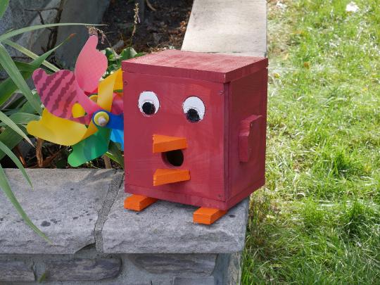 Build a Bird-Birdhouse!
