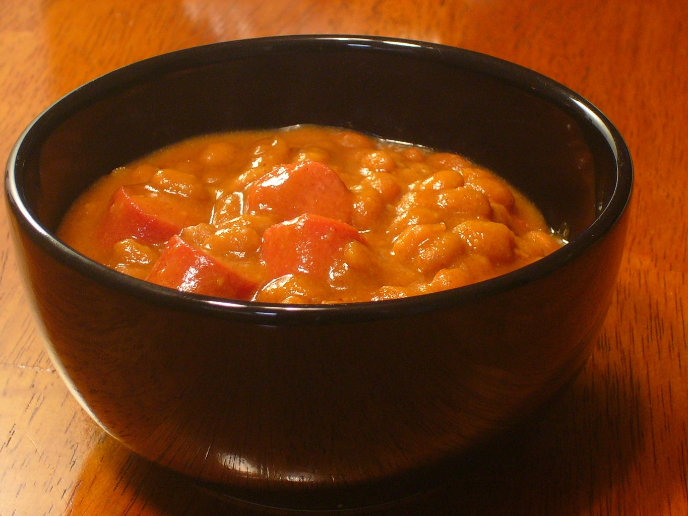 [Collegiate Meals] Franks and Beans - a Casserole of Sorts