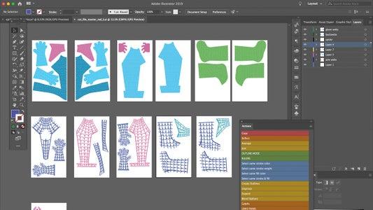Creating Cut Files