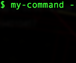 Your own Linux command in 5 minutes