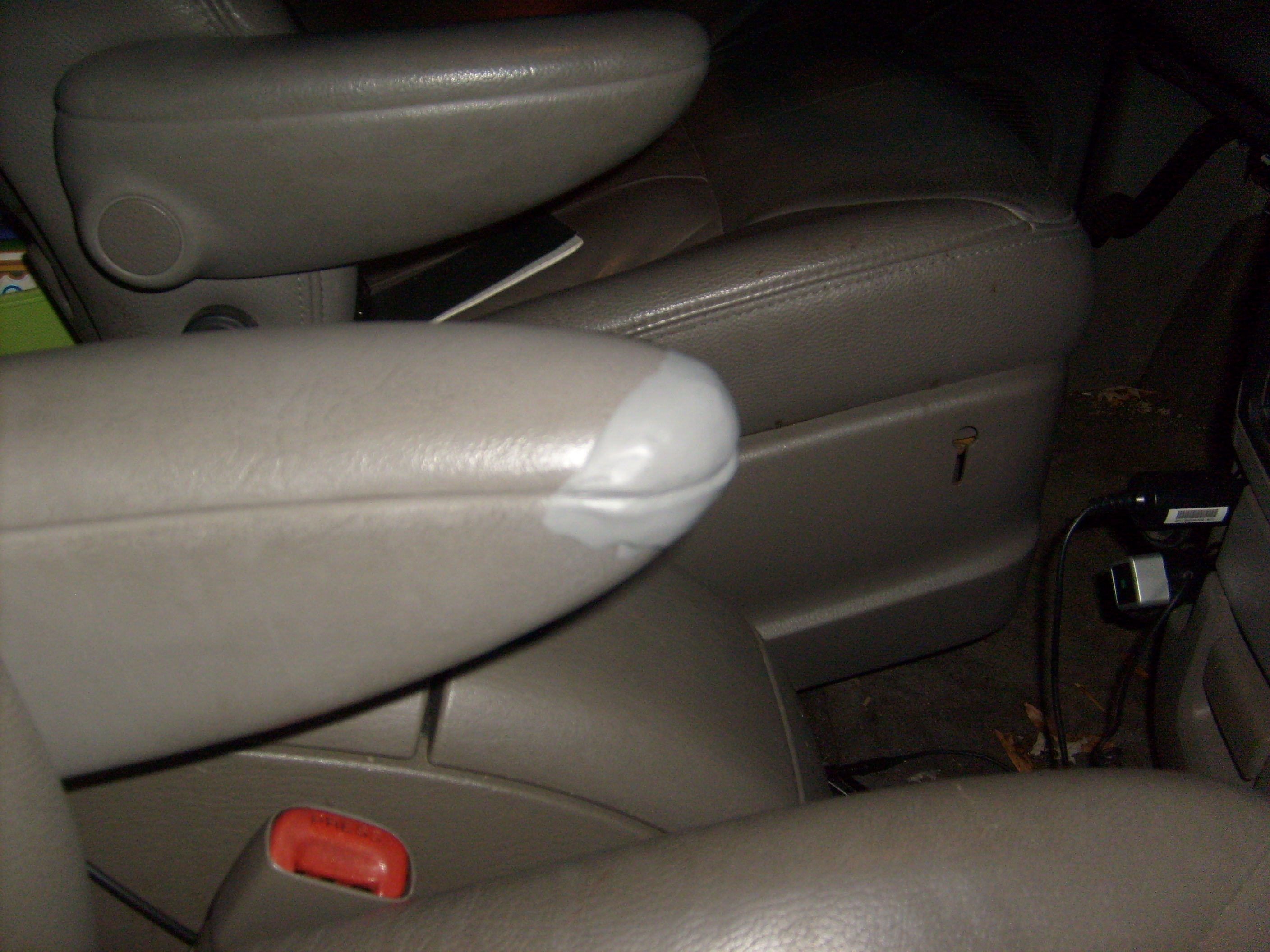Car Interior + Sugru = Awesome?
