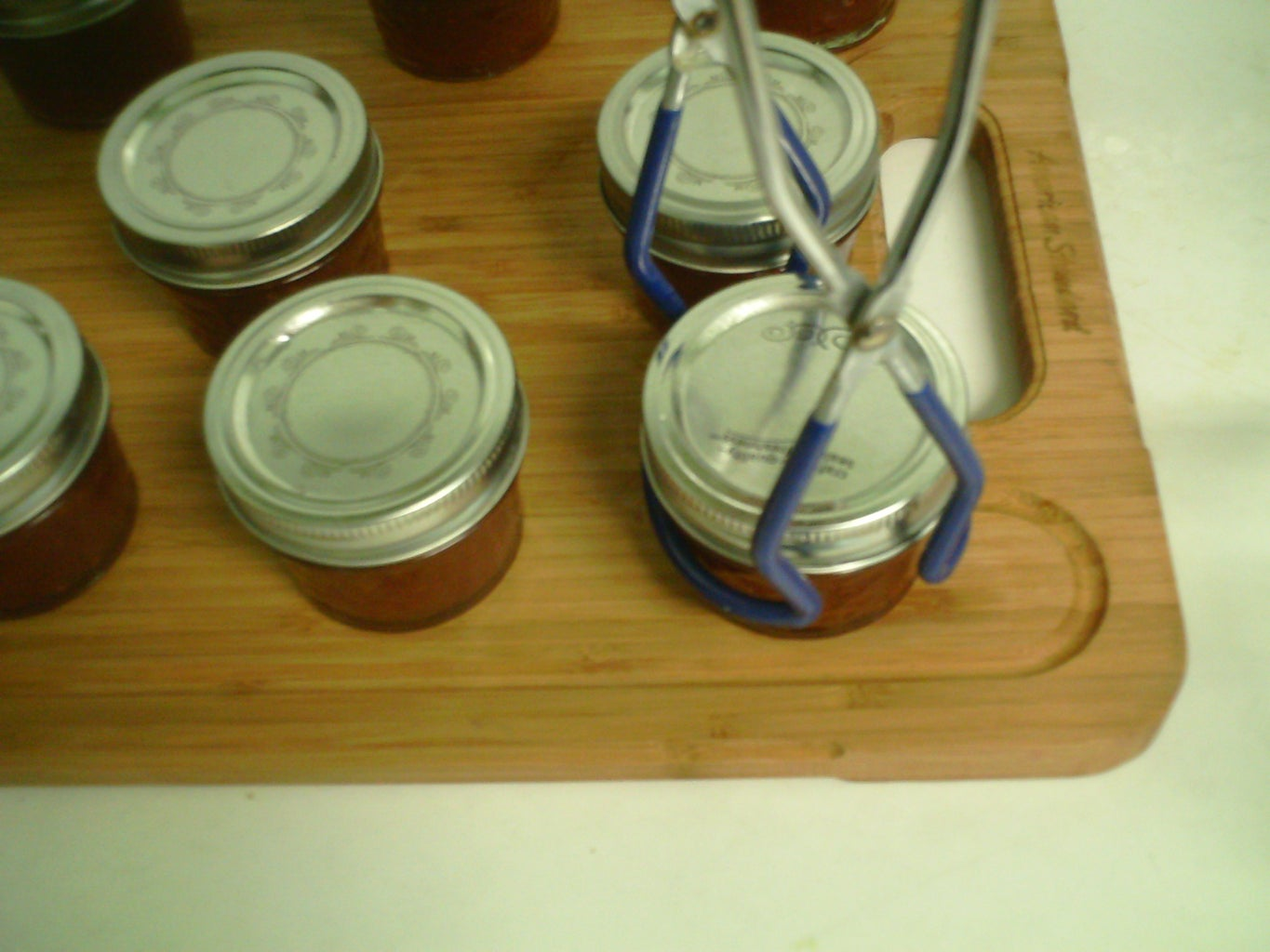 Processing the Jars