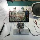 Moog Style Synthesizer Under Arduino Control