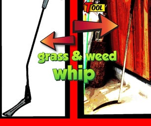 Grass & Weed Whip