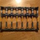 how to make a knex abacus/soraban