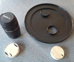 Telescope and DSLR Solar Filter