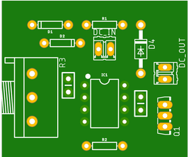 Light Dimmer (PCB Layout)