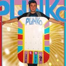 Plinko Party Costume w Prizes for Contestants