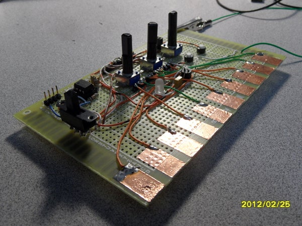 DIY Arduino Nebulophone Synth