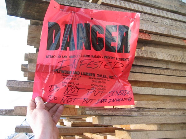 How to Get Cheap or Free Hardwood Lumber