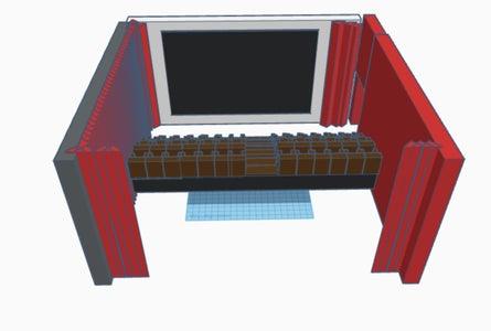 Making the Mini Theatre