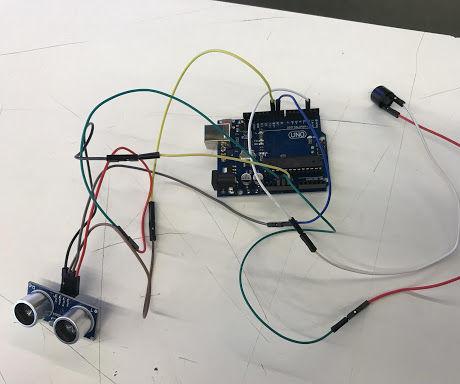 S6 Makerspace (Distance Alarm)