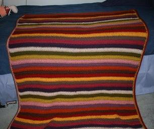 Stripes! Blanket