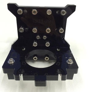 Assembly of the Single Extruder Carriage