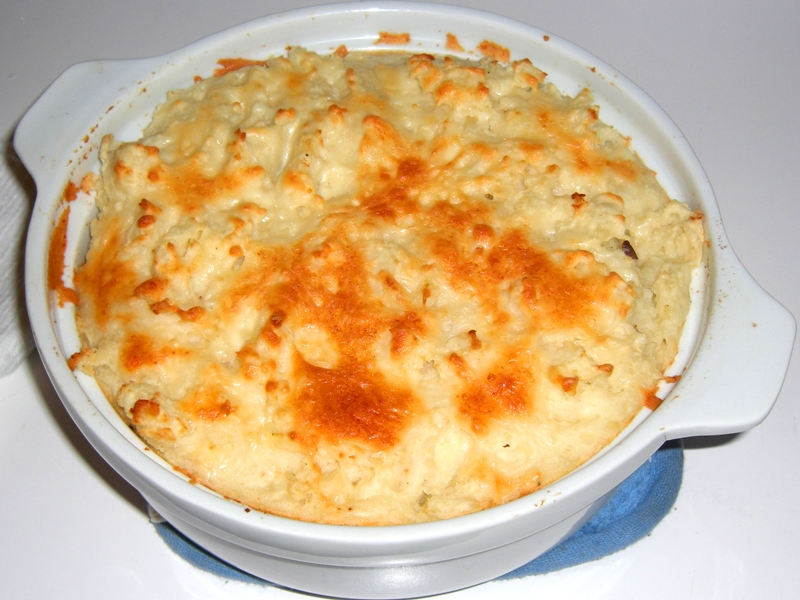 shepherd's pie (with tots!)