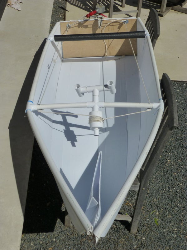 How to Make a Coroplast Boat