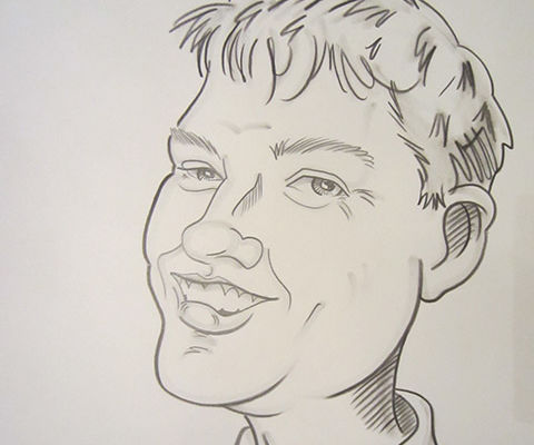 Let's Draw a Caricature!