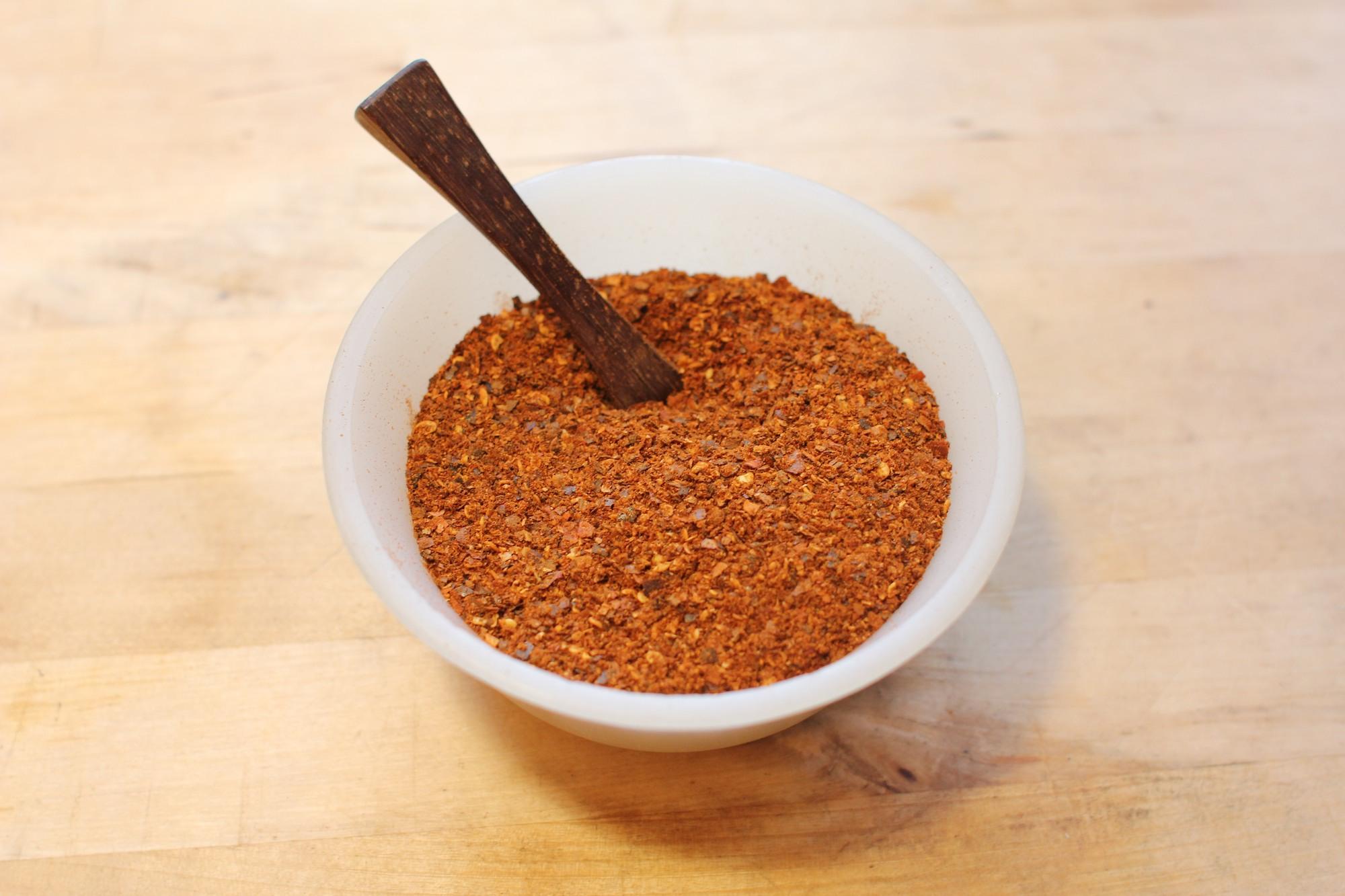 Toasted Chili Powder