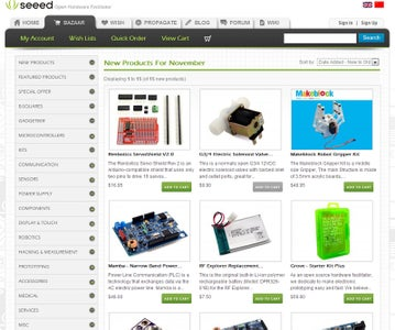Seed Studio (seeedstudio.com)