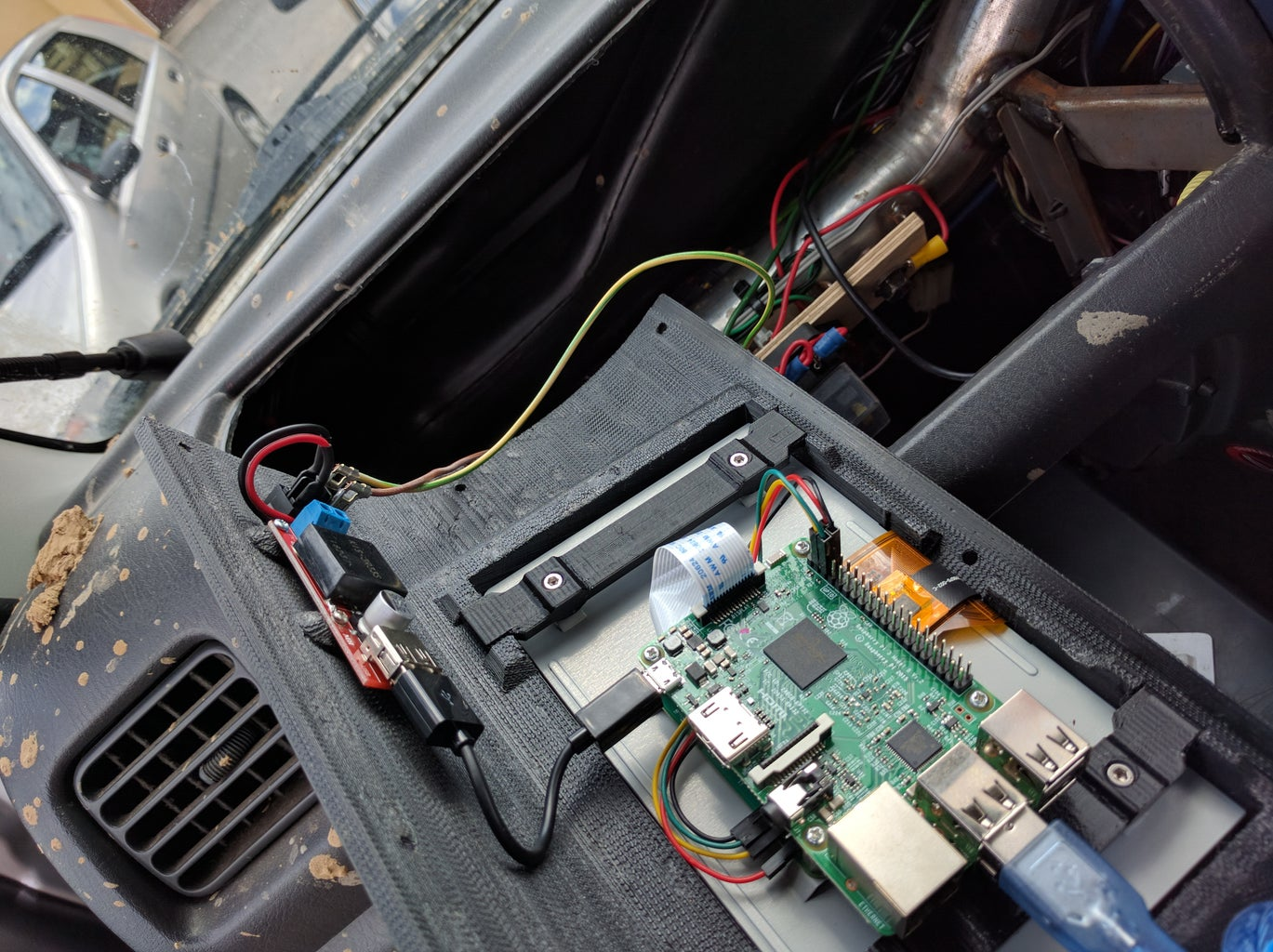 Install & Power-On.