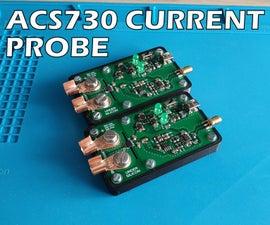 ACS730 500kHz Oscilloscope Current Probe