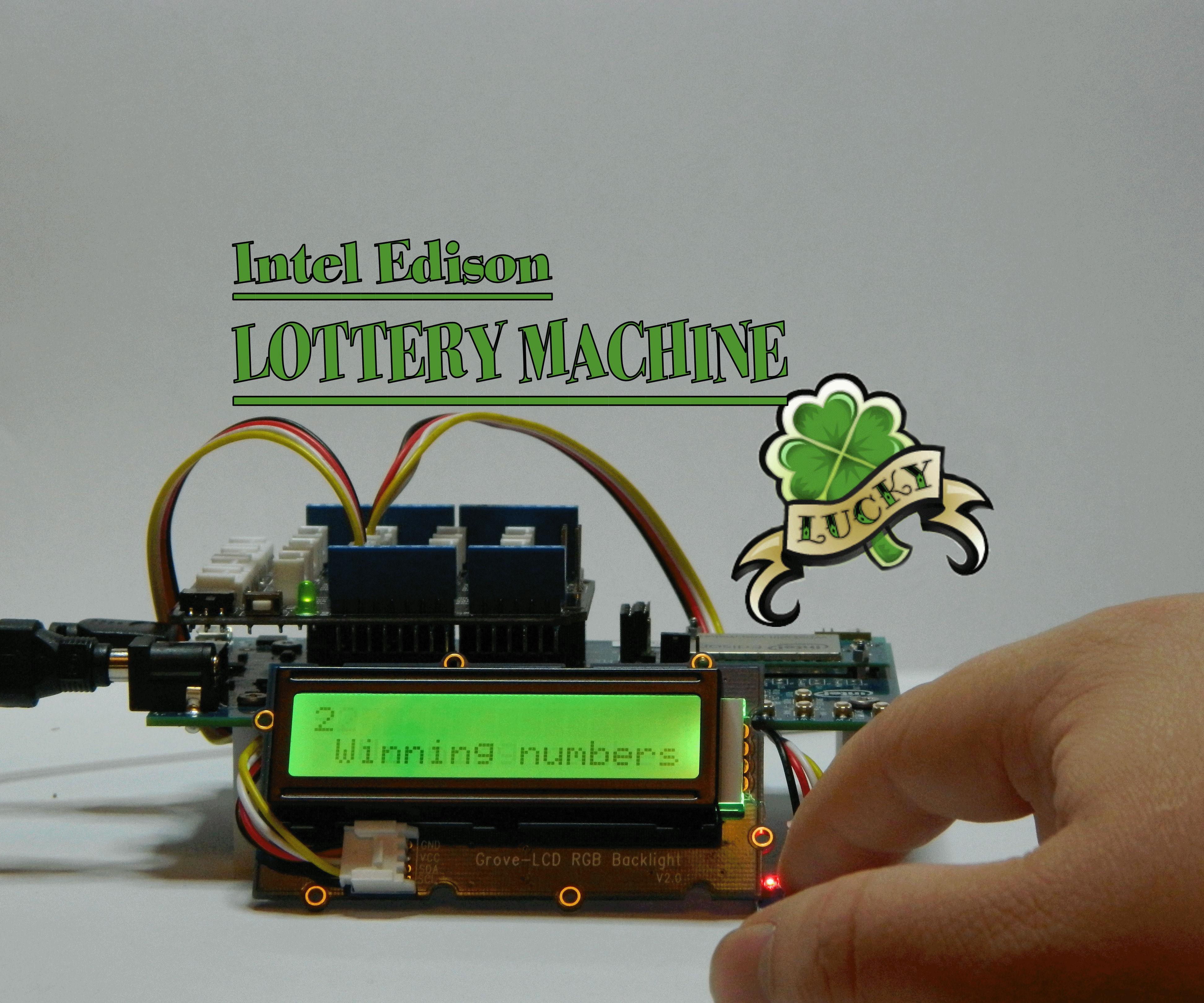 Lottery Machine