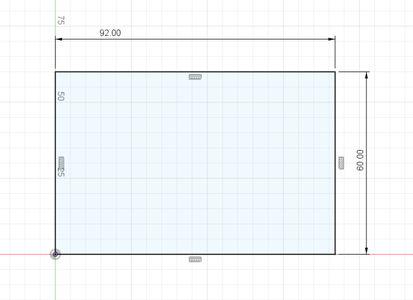 Design Process - Moving Fixture - Base