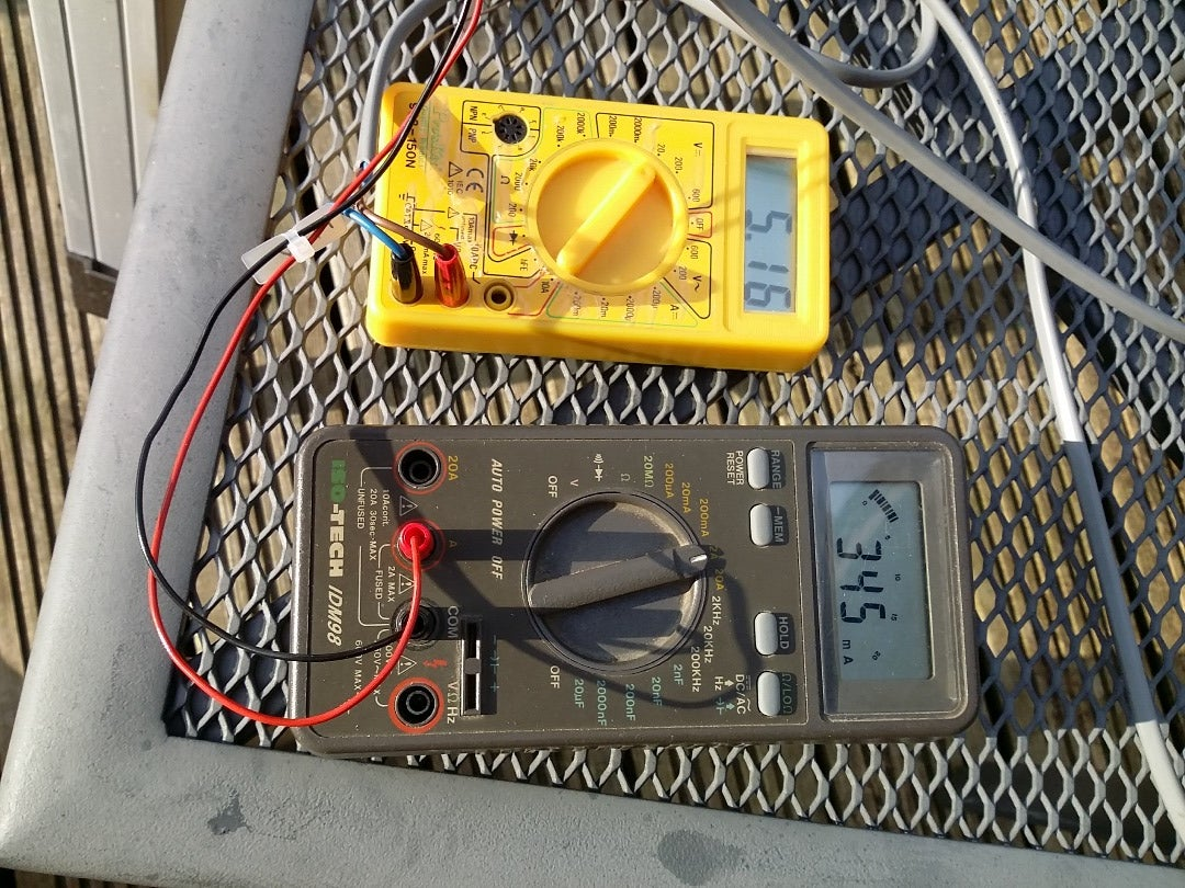 Outdoor Tests