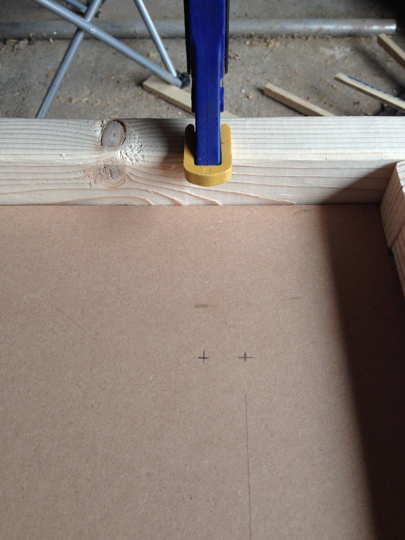 Build & Install Drawers