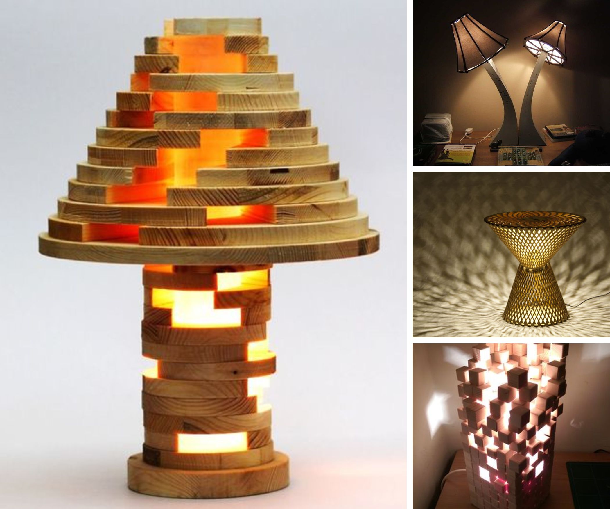 The Ultimate Lamp Collection (You Should Build at Least One of These for Your Home!)