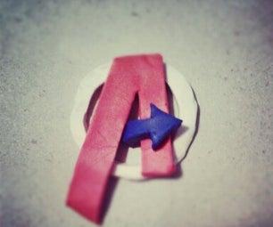 Avengers Symbol (Captain America Colours)
