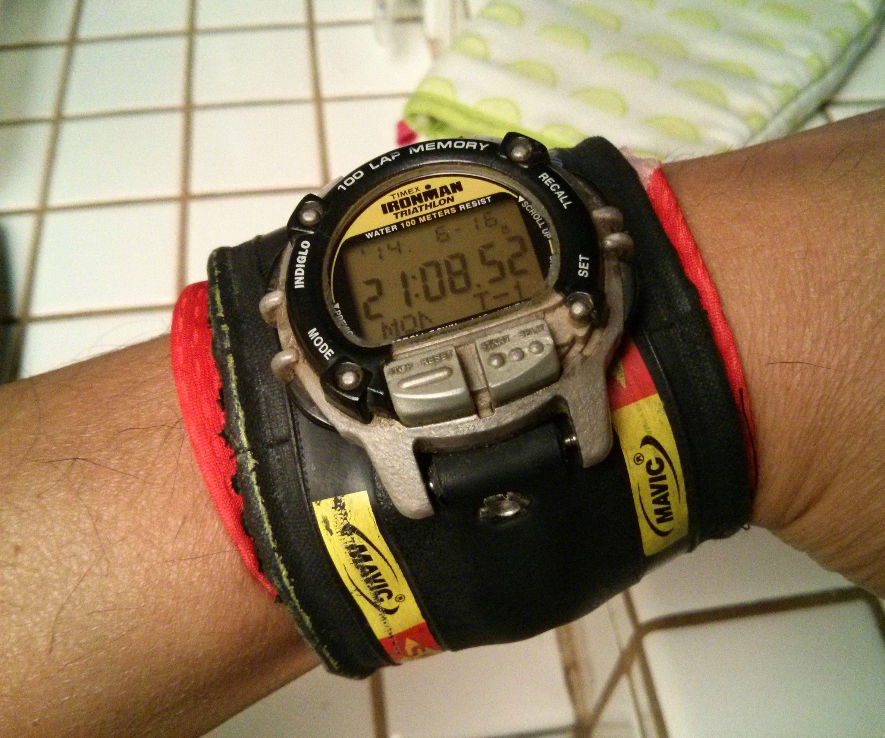 Road Bike Tire Watchband