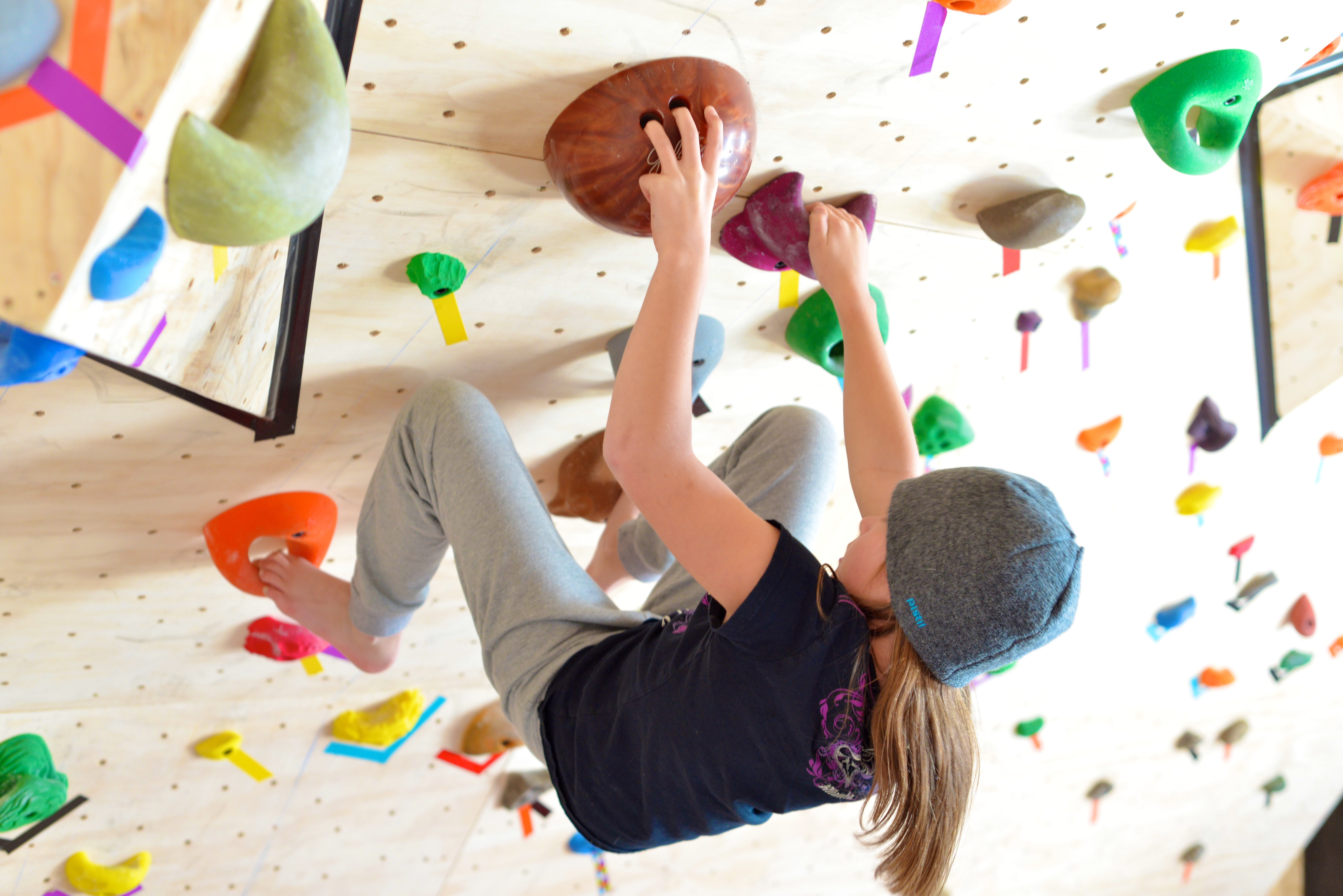 How To Make Climbing Holds Out Of Bowling Balls
