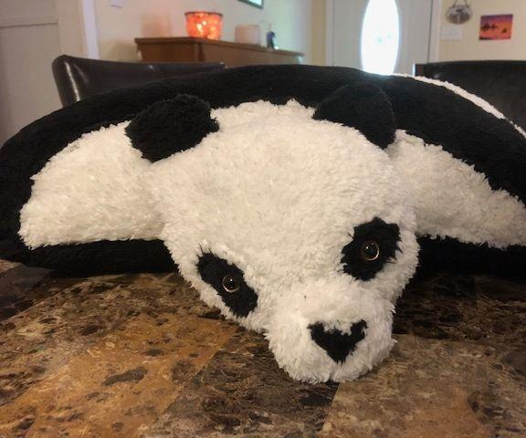 Adorable Panda Pillow Pet