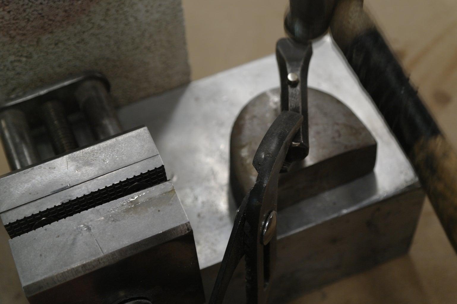 Preparing the Monogram Mallet Head Pt.2