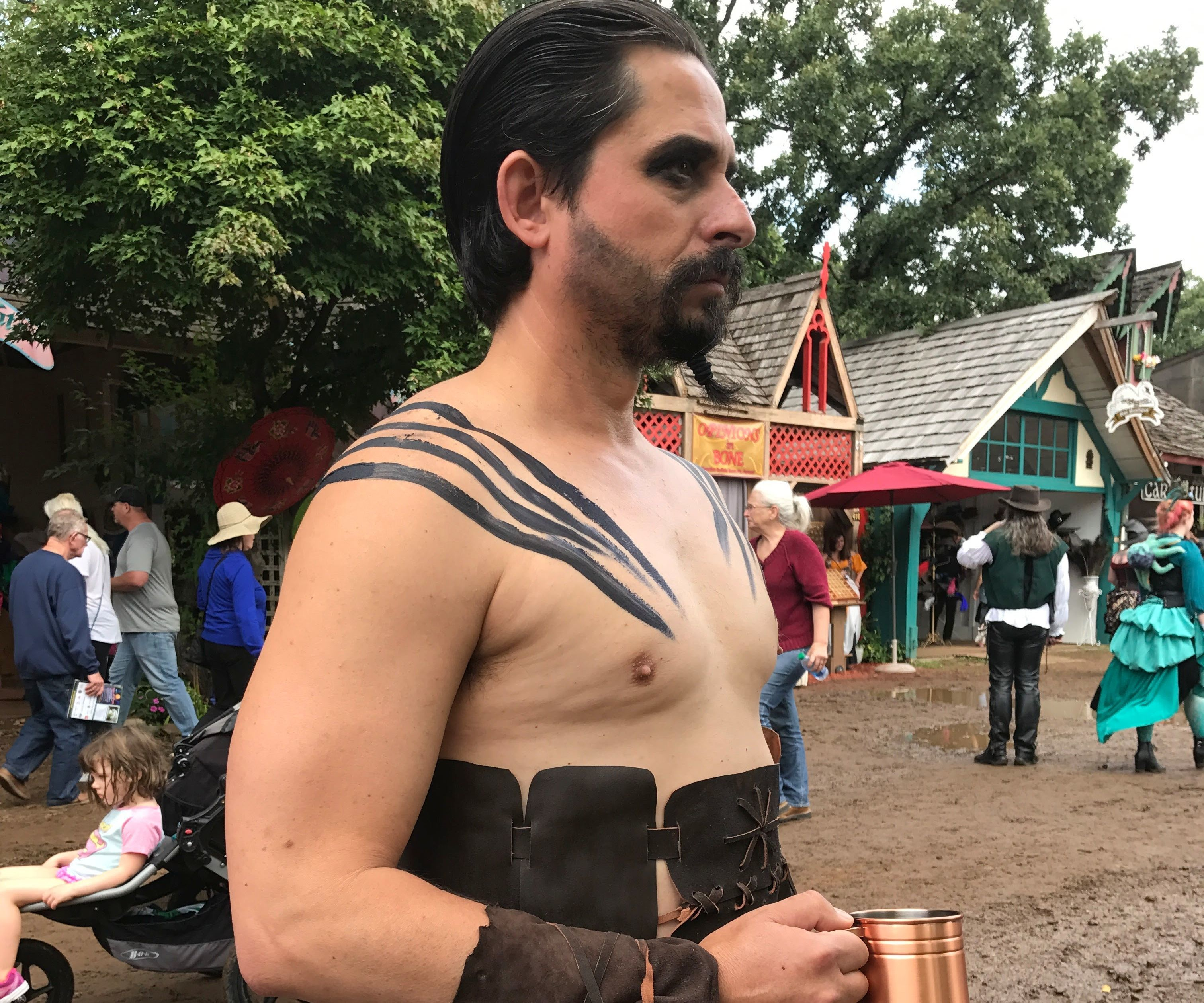 Khal Drogo Game of Thrones Costume