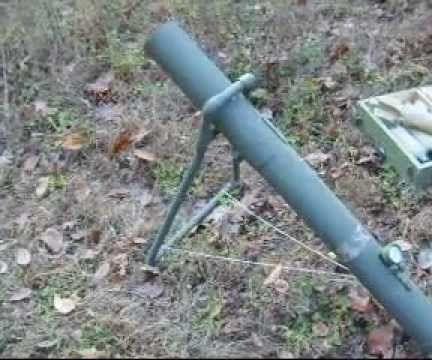 DIY Mortar