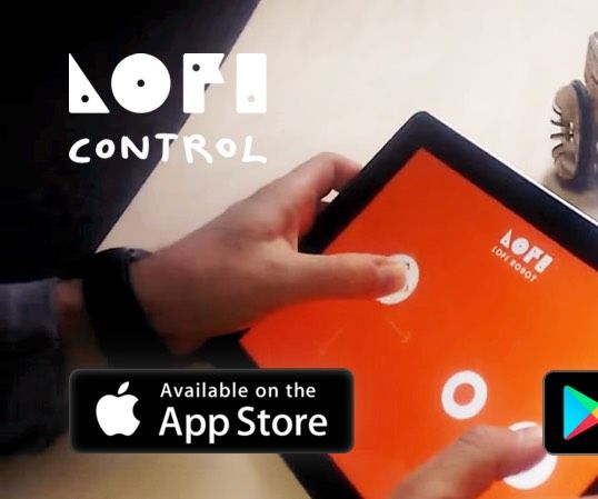 Controlling Arduino robot with iOS, iPhone, iPad or Android