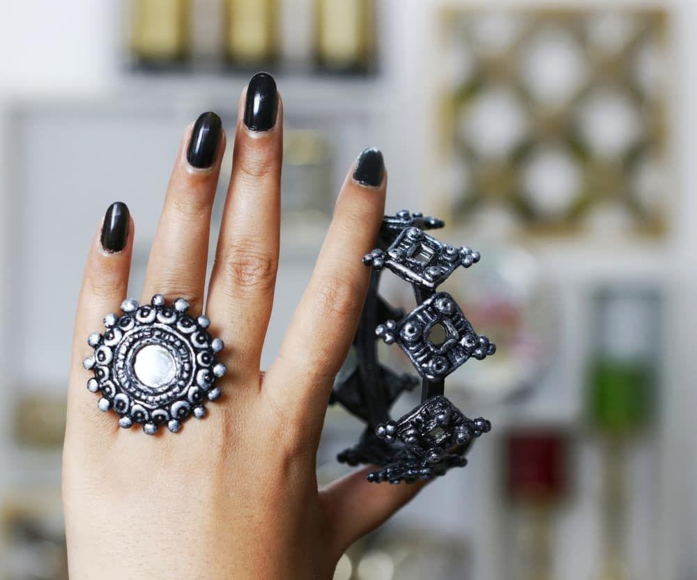 DIY Silver Clay Jewelry