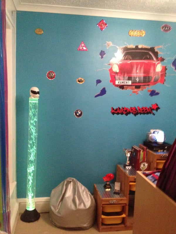 How to Create a Cool Boys Bedroom That Any Age Will Love.