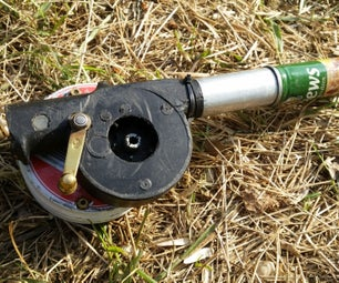 Fire Starting Air Turbine (BBQ Blower Fan Upcycling Upgrade)