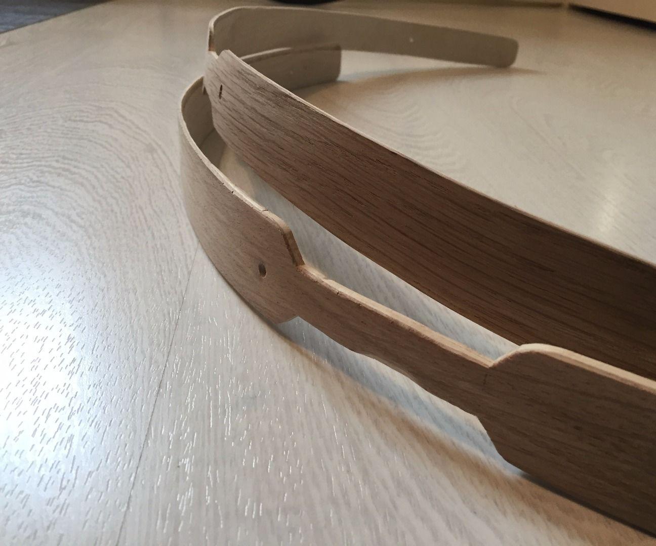 Wood Mudguard