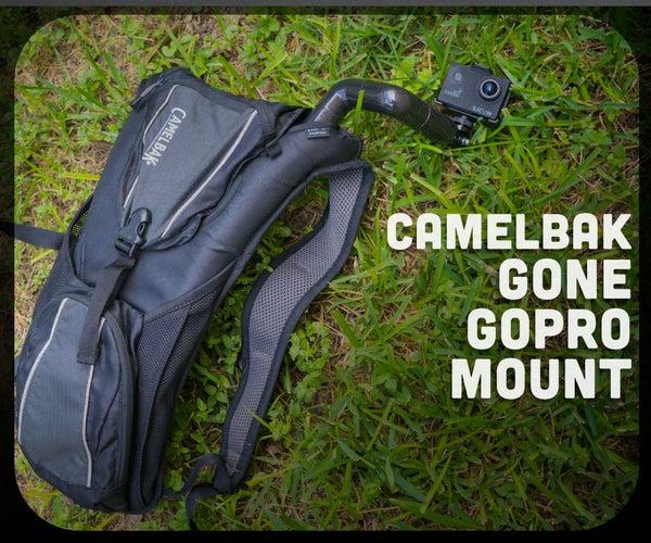 CamelBak Gone GoPro Mount