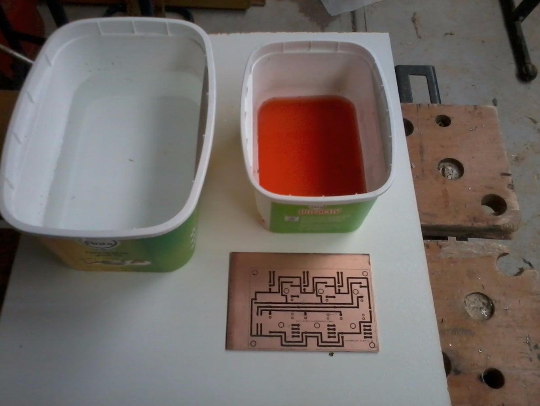 Acid Etching