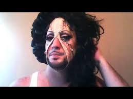 Halloween 2013 Unzipped Half Drag Queen