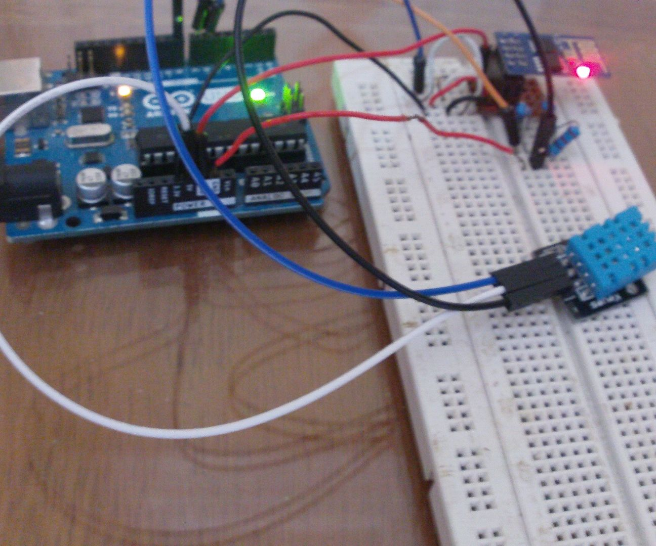 Arduino Esp8266 Post Data to Website